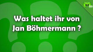 Was haltet ihr von Jan Böhmermann ? - Frag PietSmiet ?!