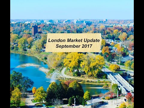 London Ontario Real Estate Market Update September 2017