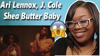 Mom reacts to J. Cole, Ari Lennox - Shea Butter Baby (Official Music Video) | Reaction
