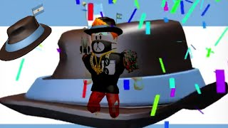 How to get the International Fedora - Argentina for free on ROBLOX