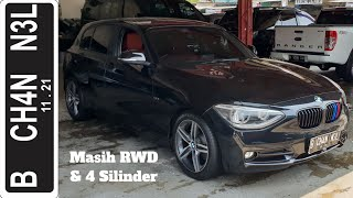 In Depth Tour Bmw 116i Sport Line [f20] (2012)   Indonesia