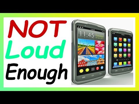 Notification Sound Not Loud Enough ~ Cell Phone