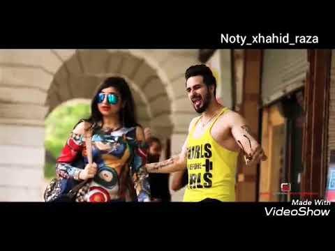First Love |backbone| WhatsApp Status Punjabi Song | Tu Mere Val Takdi Ravein |  2017