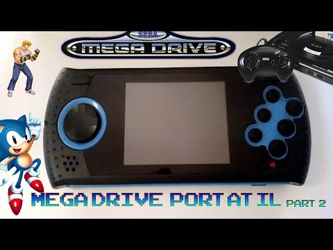 🎮SEGA MEGA DRIVE  PORTATIL, NES, SNES, MD, Gba, hasta Playstation, Genesis Part 2 thumbnail