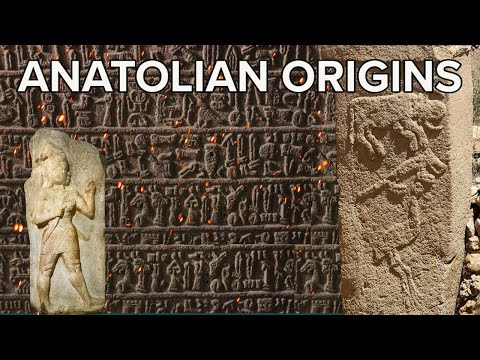 Ancient Anatolian History | First Empires