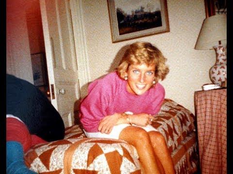 Rare Photos Of Princess Diana