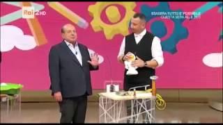 Marco Santarelli e BiroRobot_I Fatti Vostri_Raidue_13/09/2016