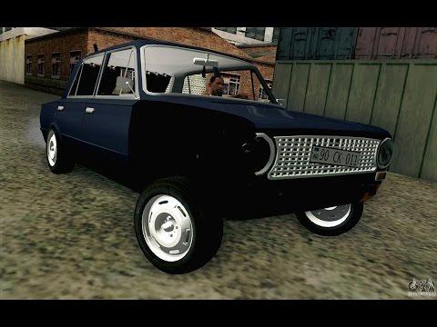 GTA San Andreas - Vaz 21011 #1