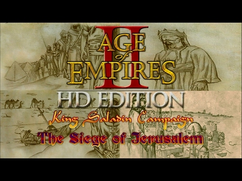 AOE 2 - King Saladin Campaign: Chapter 4