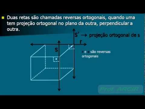 Resultado de imagem para retas perpendiculares e ortogonais