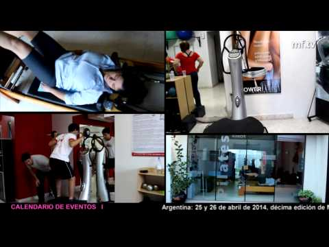 Visita a Power Form - Paraguay - MercadoFitnessTV