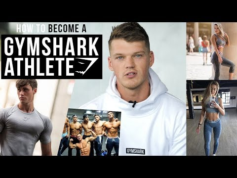 HOW TO BECOME A GYMSHARK ATHLETE | How we recruit for the Gymshark team