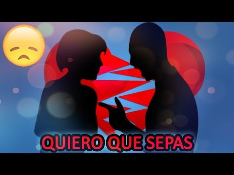 Quiero Que Sepas - [Mc Richix - Karaoke - Original] - Prod. ( DnB Beatz )