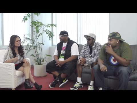 Slum Village Third Floor Radio Interview