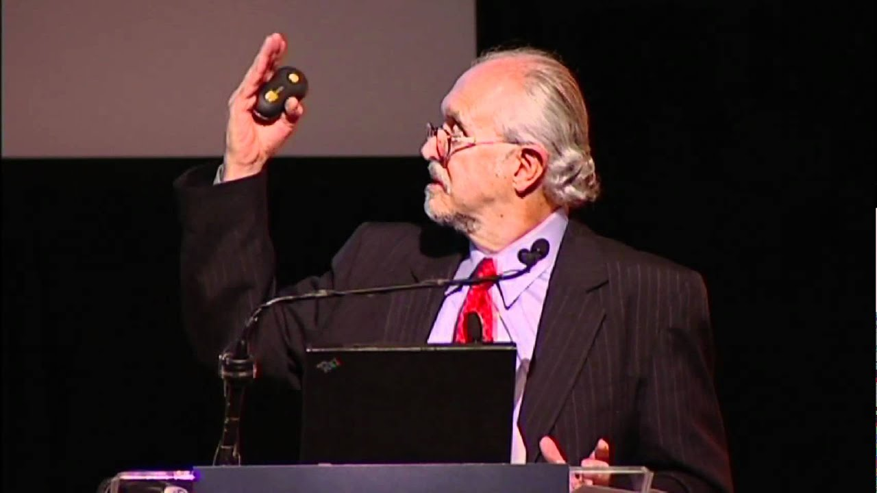IDEaS- Nobel Laureate Mario J. Molina - YouTube