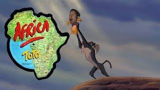 Matt Heafy Trivium Africa By Toto I Cover