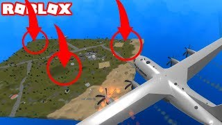 TOP 3 PLACES TO START & LAND IN ROBLOX PRISON ROYALE