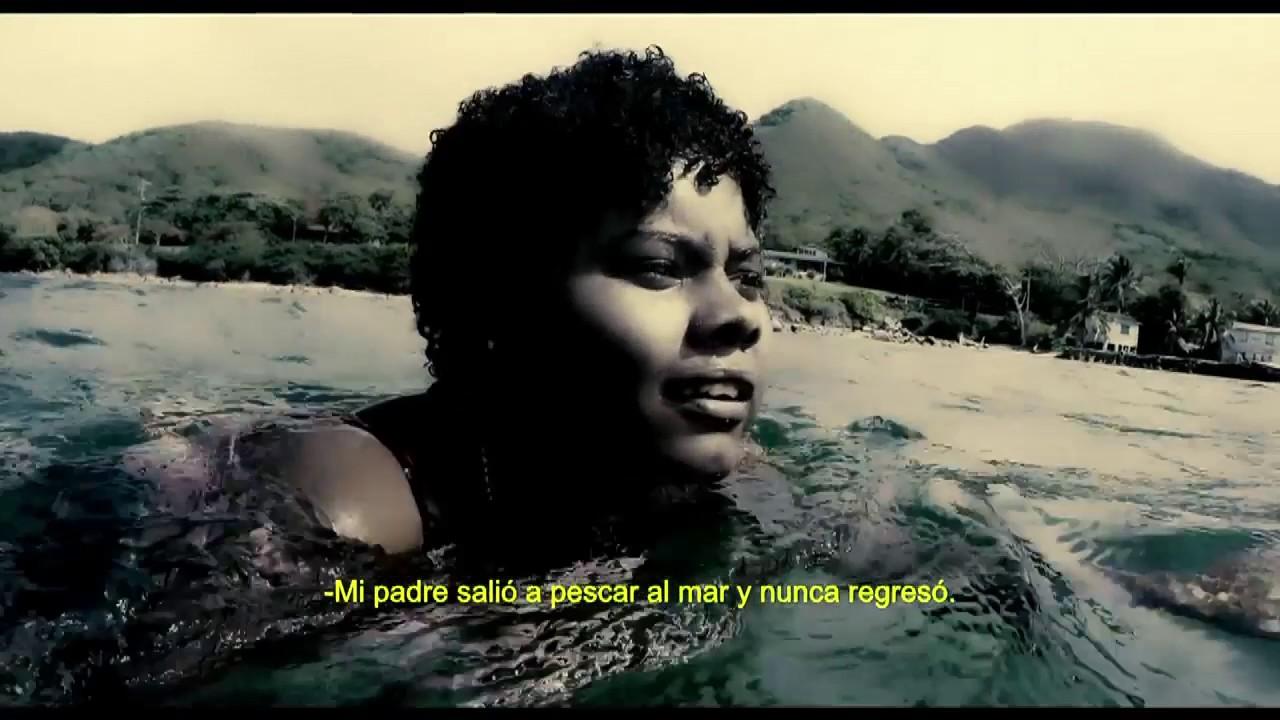 """""""Keyla"""" La primera película Colombiana grabada en Providencia."""
