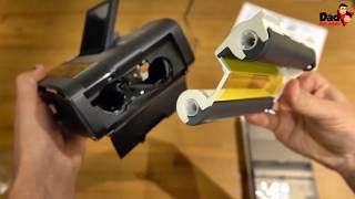 Canon Selphy CP1300 Cartridge Install KP-108IN