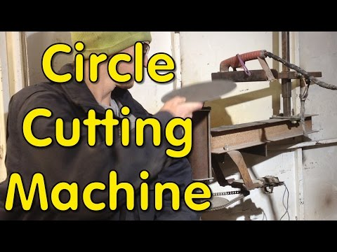 DIY Plasma Circle Cutting Machine