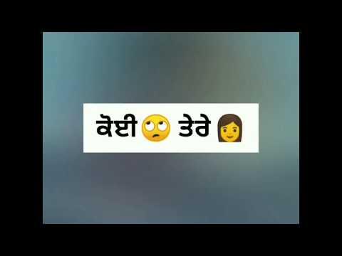 New Punjabi Sad Song Whatsapp Status Paani Yuvraj Hans