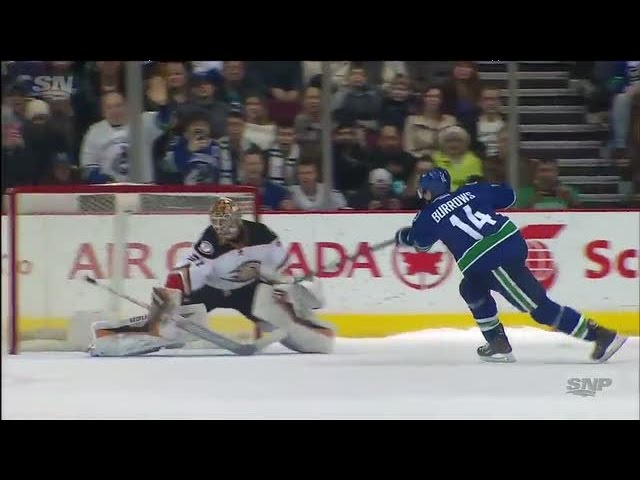 Shootout: Ducks vs Canucks