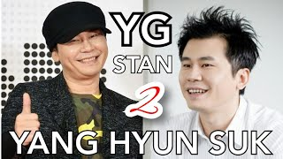 YG Being YG Yang Hyun Suk Funny & Cute Moments Compilation Part 2 양현석 YG 엔터테인먼트 KPOP CEO