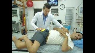 Hérnia Discal e Dor Lombar (Terapia Manual) Clínica de Fisioterapia Dr. Robson Sitta
