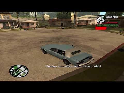 GTA San Andreas Walkthrough / Part 5 / Drive-Thru