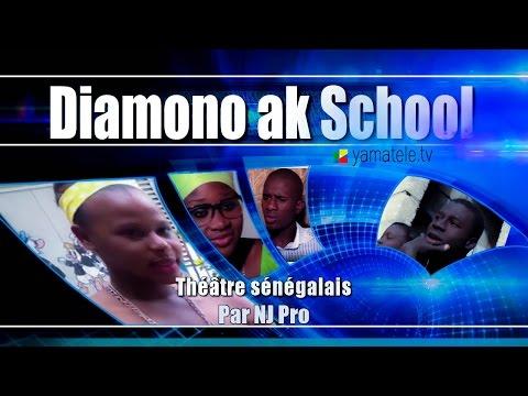 Diamono Ak School - Théâtre Sénégalais