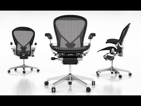 Как купить лучший офисный стул в мире дешево?