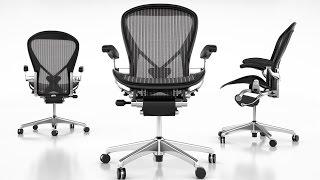 Как купить лучший офисный стул в мире дешево?(Видео рассказывает, как приобрести офисный или компьютерный стул Herman Miller aeron. Он стоит под 2000$ на просторах..., 2015-03-08T17:19:22.000Z)