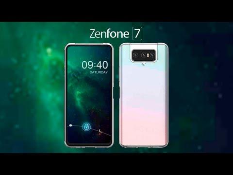 Zenfone 7 - Hands On (Vazamento ECLYNOH)