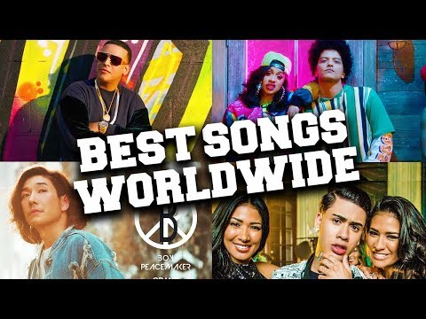 Top 50 Most Popular Songs 2018 Worldwide