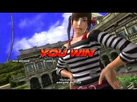 Tekken 6: Asuka Kazama Arcade Playthrough [Playstation 3, 2009]