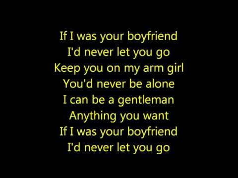 Justin Bieber- Boyfriend Acoustic Lyrics HD