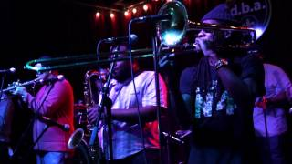 The Soul Rebels play Kanye West - Touch The Sky