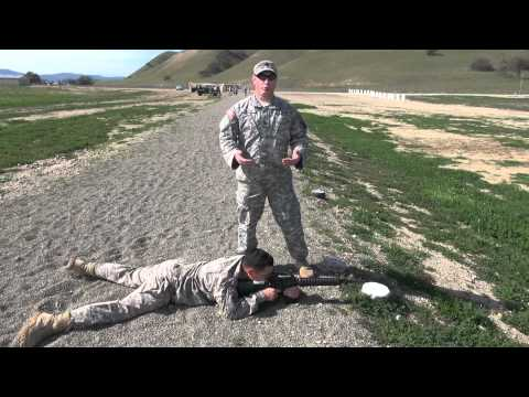 TFWCAARNG Preliminary Marksmanship Instruction/Four Fundamentals