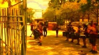 Dancing and drums at P.S. 114 in Canarsie ,Brooklyn