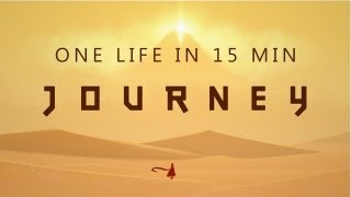 """Journey: ThatGameCompany : """"My Entire Jouney in 15 Minutes"""" by TRIX"""