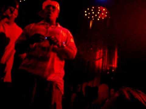 Ron Browz performing Give me 20 dollars at M2 Mansion
