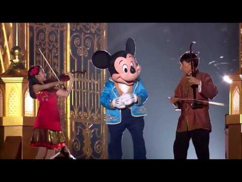 Shanghai Disneyland Opening Ceremony