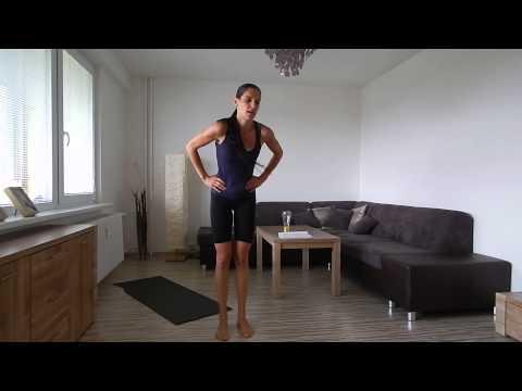 Krásná štíhlá stehna :)