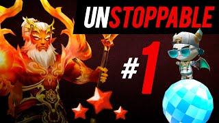 Unstoppable #1. 10+ Win Streak in G3 Summoners War RTA