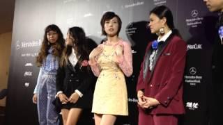 今日から「メルセデス・ベンツ ファッション・ウィーク 東京」が渋谷ヒ...