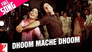 Dhoom Mache Dhoom | Song HD | धूम मचे धूम | Kaala Patthar | Lata Mangeshkar, Mahendra Kapoor