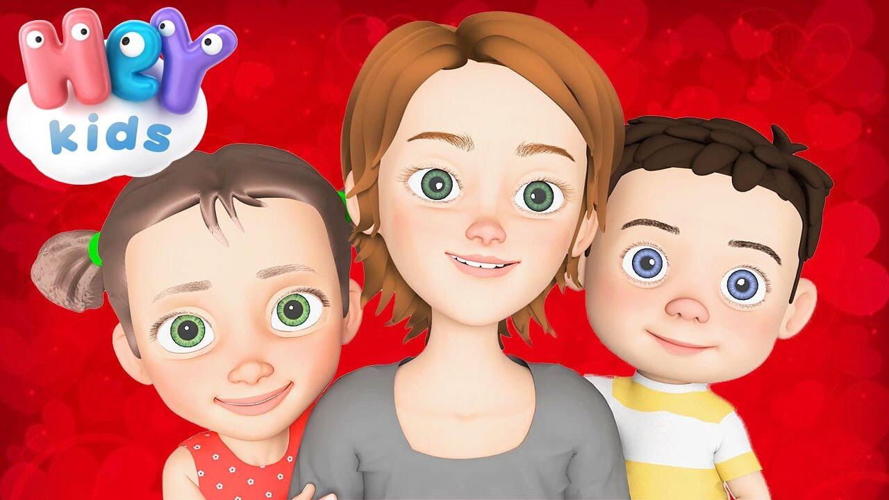 La festa della mamma canzone per bambini dedicata alla mamma youtube