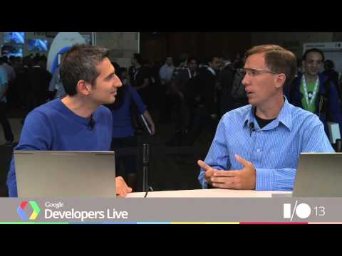 Google Developers Live at I/O 2013 - Search (Google Now)
