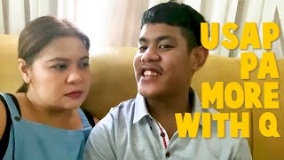 Usap Pa More with Q! | CANDY & QUENTIN | OUR SPECIAL LOVE