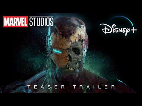 Marvel Zombies | Trailer | Robert Downey Jr., Tom Holland | Disney+